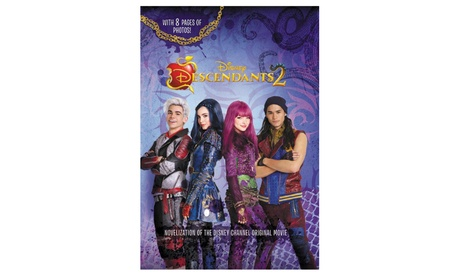 Disney Descendants 2 Junior Novel Book e3d520cc-6ca9-11e7-a046-00259060b5da