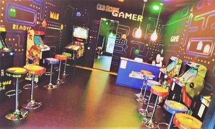 Acceso a salón arcade o fiesta de cumpleaños en La Macro Agencia (hasta 50% de descuento)