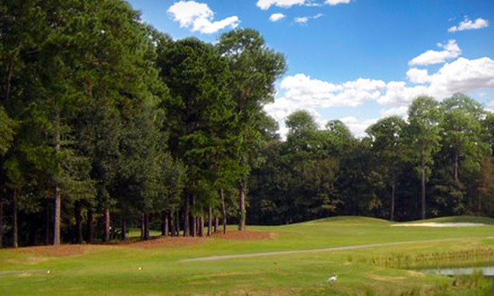 Rose Hill Golf Club - Bluffton: $35 for an 18-Hole Round of Golf for Two with Cart Rental at Rose Hill Golf Club ($80 Value)
