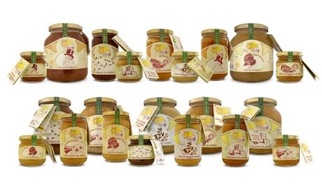 Korting Biologische honing