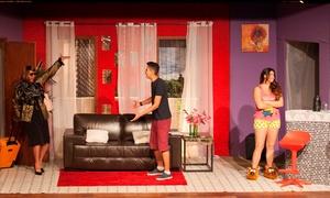 """Paullynus Produções: Peça """"Até que a sogra nos separe"""" – Teatro Casa Azul"""