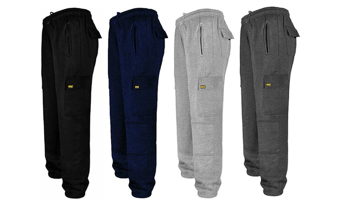exceptional range of styles offer distinctive style MIG Men's Jogging Bottoms | Groupon
