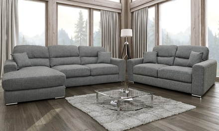 Pisa Fabric Sofa Collection