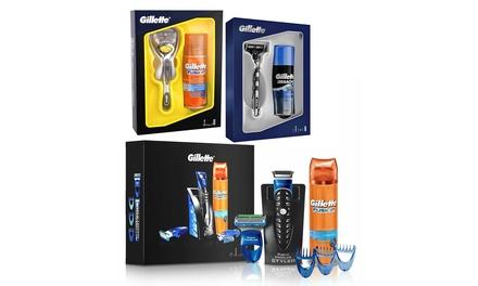 Cofanetti regalo Gillette