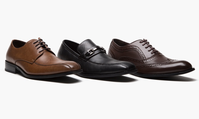 Kenneth Cole Unlisted Men&39s Dress Shoes (Sizes 7 &amp 7.5)  Groupon
