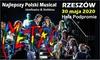 """Bilet na musical """"Metro"""",Rzeszów"""