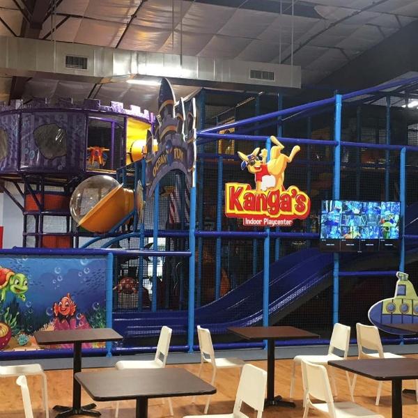 täysin tyylikäs hyvä myynti tukkukauppa Kanga's Indoor Playcenter