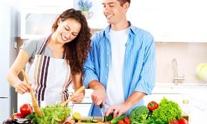 מבשלים באהבה: סדנת אוכל לזוג, רביעייה או עשרה אנשים עם שף פרטי עד הבית החל מ-89 ₪ בלבד. לבחירה מבין מגוון סדנאות