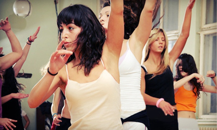 Zumba with Mary - Multiple Locations: 6 or 12 Zumba Classes at Zumba with Mary (Up to 68% Off)