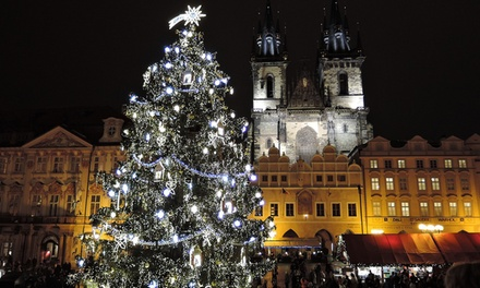 ✈ Mystery Christmas Markets: 2, 3 or 4 Nights at a Choice of Hotels in Various Cities with Return Flights*