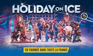 « Holiday On Ice » à Marseille Marseille
