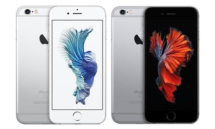 Apple iPhone 6S reconditionné, 16 Go de mémoire, garantie 1 an, livraison offerte