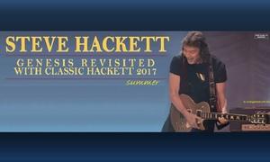 Steve Hackett Genesis Revisited al Teatro G. D'Annunzio di Pescara: Steve Hackett Genesis Revisited il 7 luglio al Teatro G. D'Annunzio di Pescara (sconto fino a 31%)