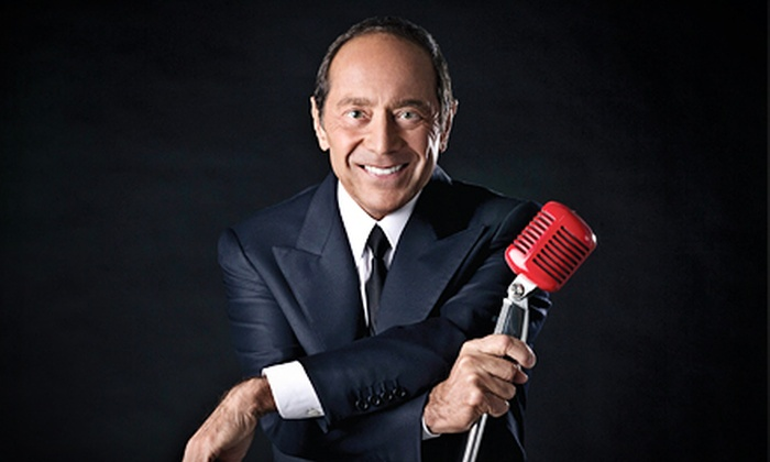 Christmas with the Legendary Paul Anka - NYCB Theatre At Westbury: $46 to See Paul Anka on Saturday, December 7, at 8 p.m. at NYCB Theatre at Westbury (Up to $74 Value)