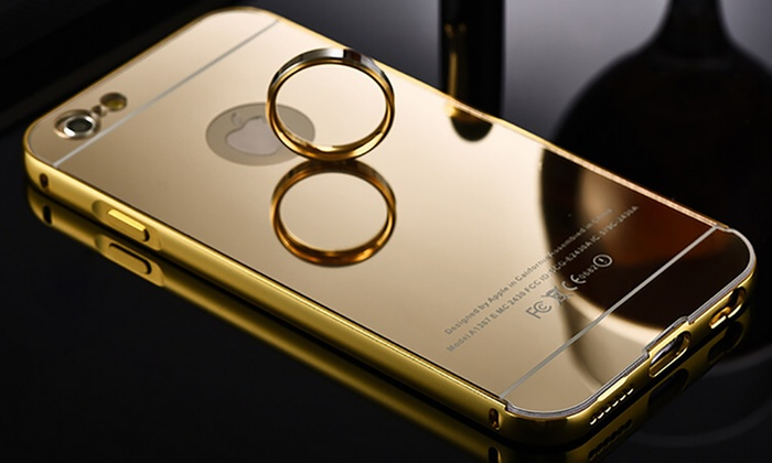 Coque iphone 6 6s 6 7 7 8 8 x groupon shopping for Coque iphone 7 miroir