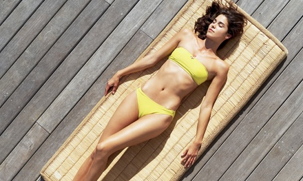 $29 a Month of Tanning in a Level 2 VIP Bed at Aquarius Tanning Salon & High Tech Spa (Up to $59 Value)