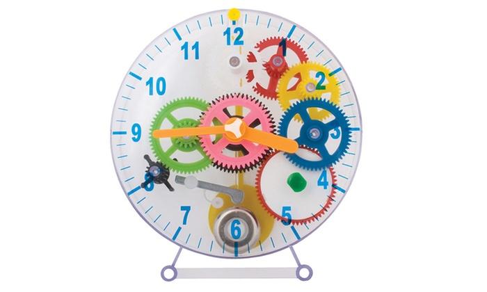 Tobar Make Your Own Clock Kit Groupon Goods