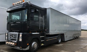 Experience Limits: Lorry Driving Experience from £49 at Experience Limits