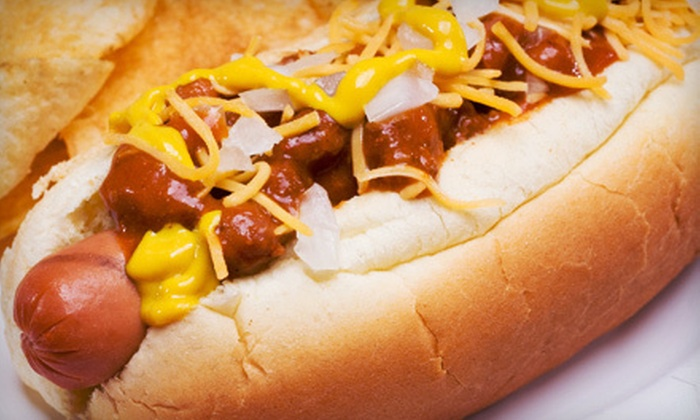 Coneys on a Roll - Memorial Industrial Park: $5 for $10 Worth of Lunch Fare at Coneys on a Roll