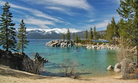 Stay with optional romance package at Secrets Inn in South Lake Tahoe, CA. Dates Available into January.