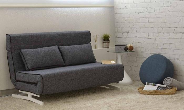 Fino a 65 su divano letto o poltrona letto groupon for Groupon divano letto