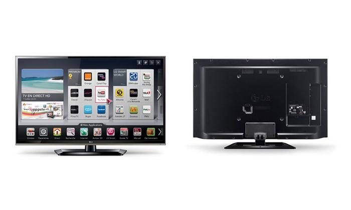 lg 32ls570t 32 led smart tv groupon. Black Bedroom Furniture Sets. Home Design Ideas