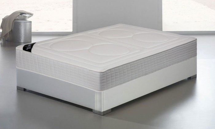matelas mykonos 30 cm groupon. Black Bedroom Furniture Sets. Home Design Ideas