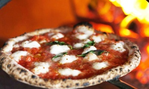 piecraft - pizza bar: Build-It-Yourself Gourmet Pizza at piecraft pizza bar (Up to 42% Off). Two Options Available.