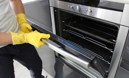 image for Single or Double Oven Clean at  The Grime Reaper Oven Cleaning (Up to 25% Off)