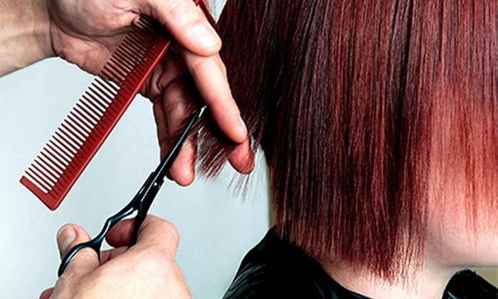 The Full Spectrum Hair Salon - Murphy: $16 for $35 Worth of Services at The Full Spectrum Hair Salon
