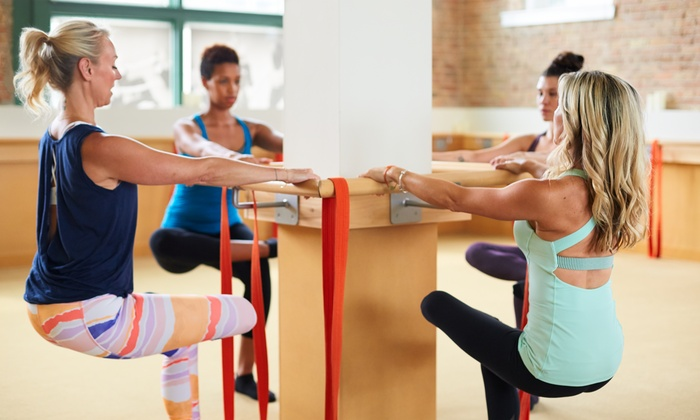 Rumba Barre - Avon: Two Barre Classes at Rumba Barre (28% Off)