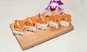 Yamato Sushi: Całe menu: 32,99 zł za groupon o wartości 50 zł i więcej opcji w Yamato Sushi (do -37%)