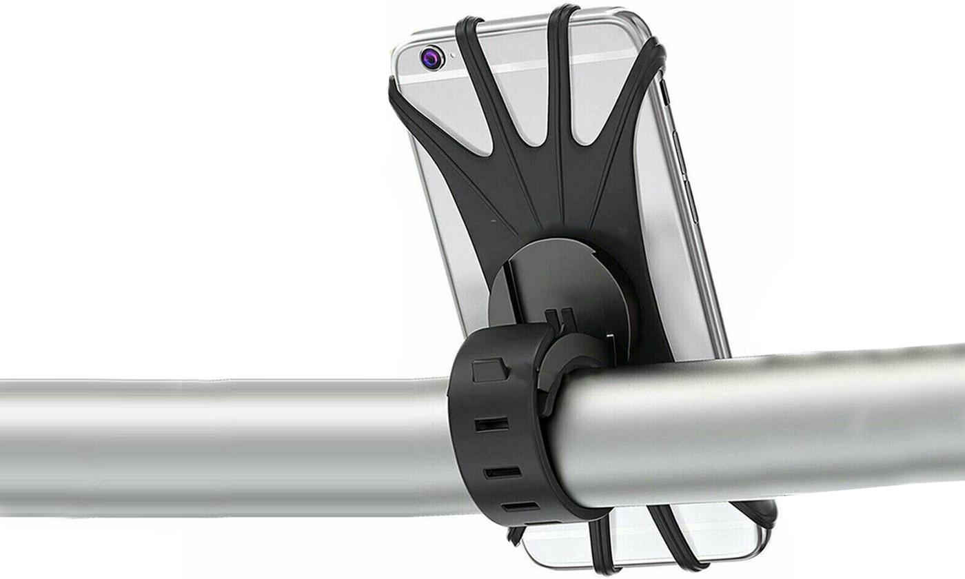 Universal Mobile Phone Bicycle Handlebar Mount