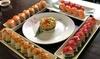 40 u 80 piezas de sushi