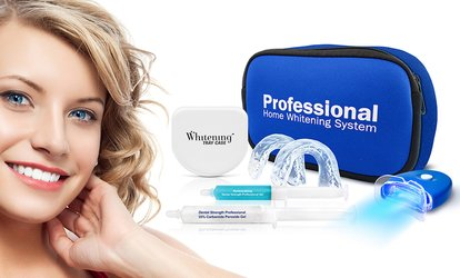 image for $18.99 for Professional Home <strong>Whitening</strong> System from My Beauty Secrets USA ($129 Value)