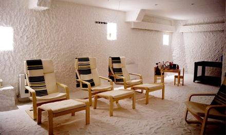 One Salt Cave Session at Salt Cave, Edinburgh (71% Off)