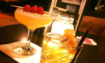 image for Choice of Three Cocktails at The Wiley Fox (44% Off)