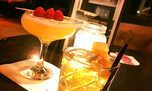 The Wiley Fox: Choice of Three Cocktails at The Wiley Fox (55% Off)