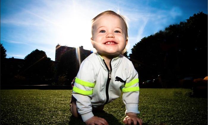 Cory Pavitt Photography - New York City: 60-Minute Children's Photo Shoot from Cory Pavitt Photography (50% Off)