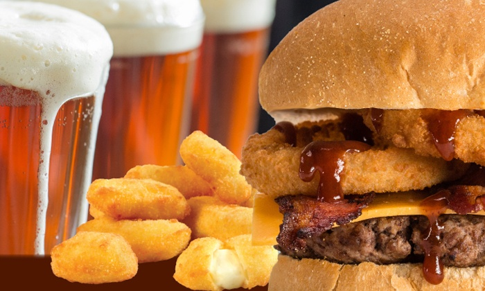 Burger House 41 - Green Bay: Craft Burgers for Two or Four at Burger House 41 (Up to 45% Off)