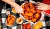 Up to 20% Off Food and Drink at Krispy Krunchy Chicken