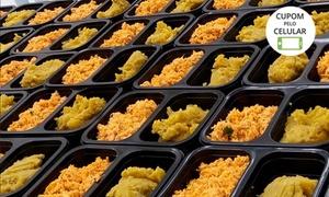 In Shape: Kit de 5, 10, 20 ou 40 refeições saudáveis ou 5 unidades de suco detox com a In Shape