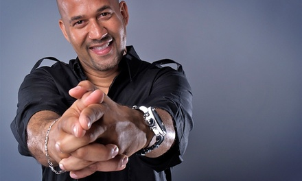 $12 for Pierre Edwards at Hyatt Regency on Saturday, June 14, at 8 p.m. (Up to $25 Value)