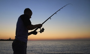 The Angler: Six-Hour Night Fishing Trip for One, Two, or Four from The Angler Fleet in Port Washington (Up to 53% Off)