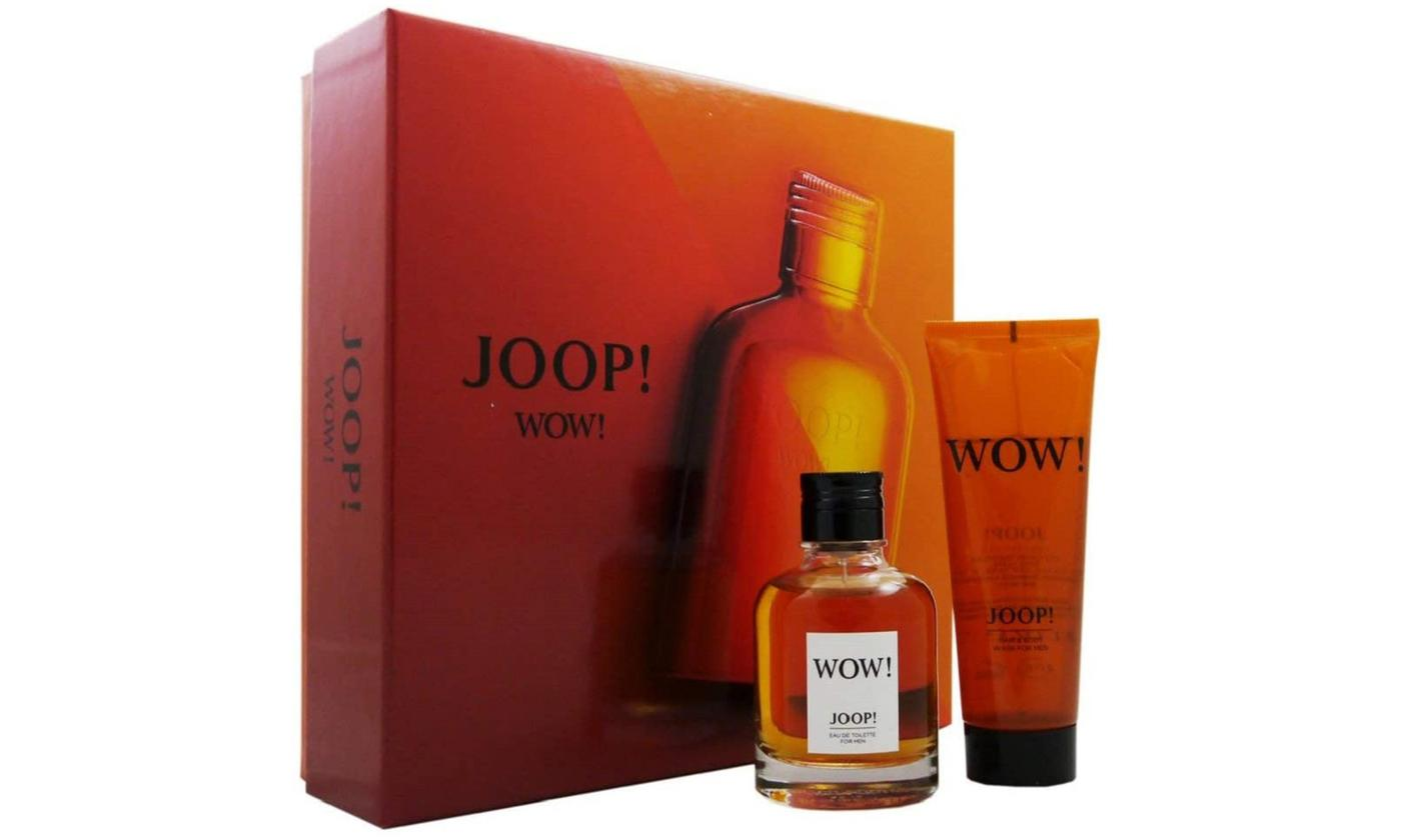 Joop! Wow! Men's Eau de Toilette 60ml Spray and Shower Gel Gift Set