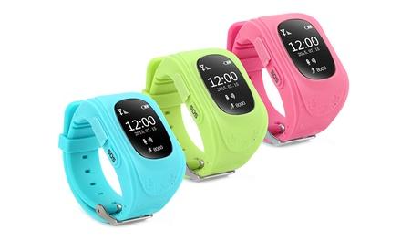Orologio Q50 con GPS disponibile in 3 colori