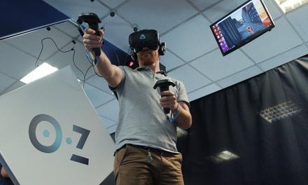 Jeux d'arcade d'1h en réalité virtuelle, en semaine ou le dimanche pour 1, 2 ou 3 personnes dès 14,90€ au Virtuoz Escape