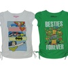 Girls' Superhero Tees