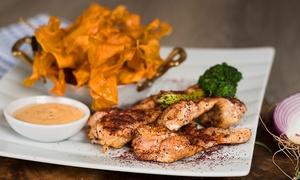 ענבה בר מסעדה: ענבה בר מסעדה במודיעין: ארוחת צהריים הכוללת מנה ראשונה, עיקרית ושתיה ב-59 ₪ בלבד. מוגשת כל יום עד השעה 18:00