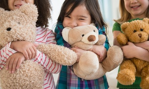 National**Noah's Ark Animal Workshop: At-Home Build Your Own Stuffed Animal Party for 5 or 10 Kids from Noah's Ark Animal Workshop (Up to 53% Off)